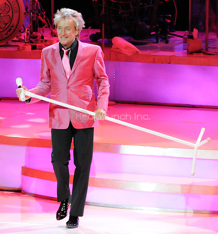 Rod Stewart kicks off his 2-year residency at Caesars Palace in Las Vegas in Las Vegas, NV. August 24, 2011 Erik Kabik / MediaPunch.