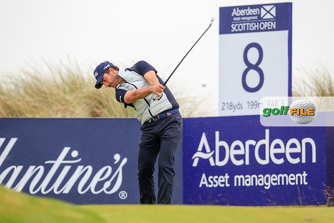 Padraig Harrington (IRL) during round 3 of the Aberdeen Asset Management Scottish Open 2016, Castle Stuart  Golf links, Inverness, Scotland. 09/07/2016.<br /> Picture Fran Caffrey / Golffile.ie<br /> <br /> All photo usage must carry mandatory copyright credit (&copy; Golffile | Fran Caffrey)
