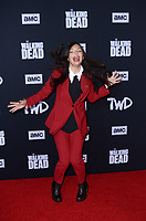 """LOS ANGELES - SEP 23:  Cassady McClincy at the """"The Walking Dead"""" Season 10 Premiere Event at the TCL Chinese Theater on September 23, 2019 in Los Angeles, CA"""