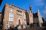 City Hall Haarlem Holland