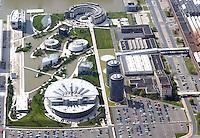 Deutschland, Niedersachsen, Wolfsburg, Volkswagen, VW, Werksgelaende, Fabrik, Autostadt