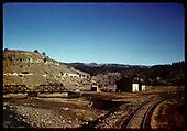 Sublette station.<br /> D&amp;RGW  Sublette, NM