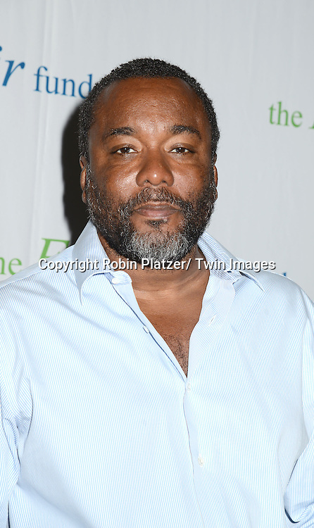 Lee Daniels attends The Fresh Air Fund Salute to Mariah Carey on May 29, 2014 at Pier Sixty at Chelsea Piers in New York, New York, USA.