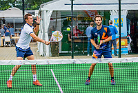 Den Bosch, Netherlands, 13 June, 2018, Tennis, Libema Open, Padel<br /> Photo: Henk Koster/tennisimages.com