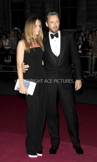 WWW.ACEPIXS.COM....US SALES ONLY....September 4, 2012, London, England.....Stella McCartney and Alasdhair Willis arriving at the GQ Men of the Year Awards at the Royal Opera House on September 4, 2012 in London.......By Line: Famous/ACE Pictures....ACE Pictures, Inc..Tel: 646 769 0430..Email: info@acepixs.com