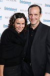 BEVERLY HILLS, CA. - September 20: Actors Jennifer Grey and Glark Gregg arrive at Entertainment Weekly's 6th annual pre-Emmy celebration presented by Revlon at the Historic Beverly Hills Post Office on September 20, 2008 in Beverly Hills, California.