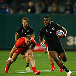 RWC Sevens 2018 - San Francisco, USA - 20 July 2018