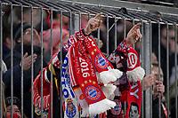 31.03.2018, Football 1. Bundesliga 2017/2018, 28.  match day, FC Bayern Muenchen - Borussia Dortmund, in Allianz-Arena Muenchen. Bayernfan, Fan,  *** Local Caption *** © pixathlon