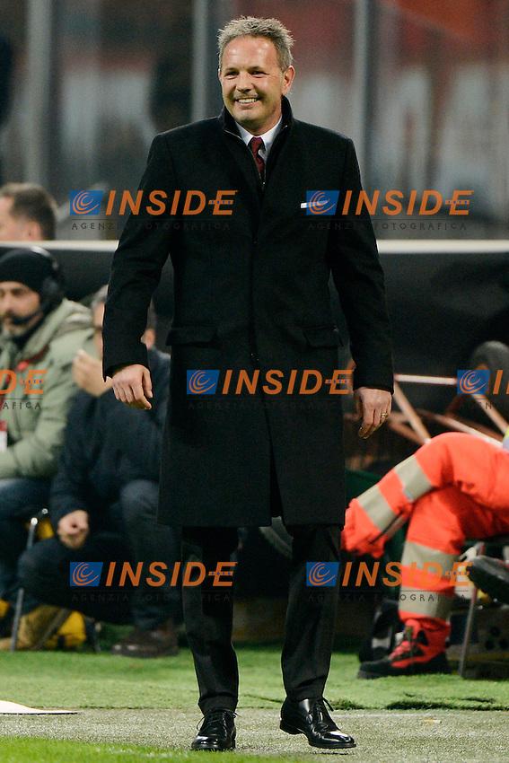 Sinisa Mihajlovic Milan<br /> Milano 31-01-2016 Stadio Giuseppe Meazza - Football Calcio Serie A Milan - Inter. Foto Giuseppe Celeste / Insidefoto