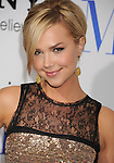"""HOLLYWOOD, CA - FEBRUARY 09: Arielle Kebbel  arrives at the """"Think Like A Man"""" Los Angeles Premiere at the ArcLight Cinemas Cinerama Dome on February 9, 2012 in Hollywood, California."""