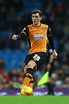 Hull's Andrew Robertson - Manchester City vs Hull City - Capital One Cup - Etihad Stadium - Manchester - 01/12/2015 Pic Philip Oldham/SportImage