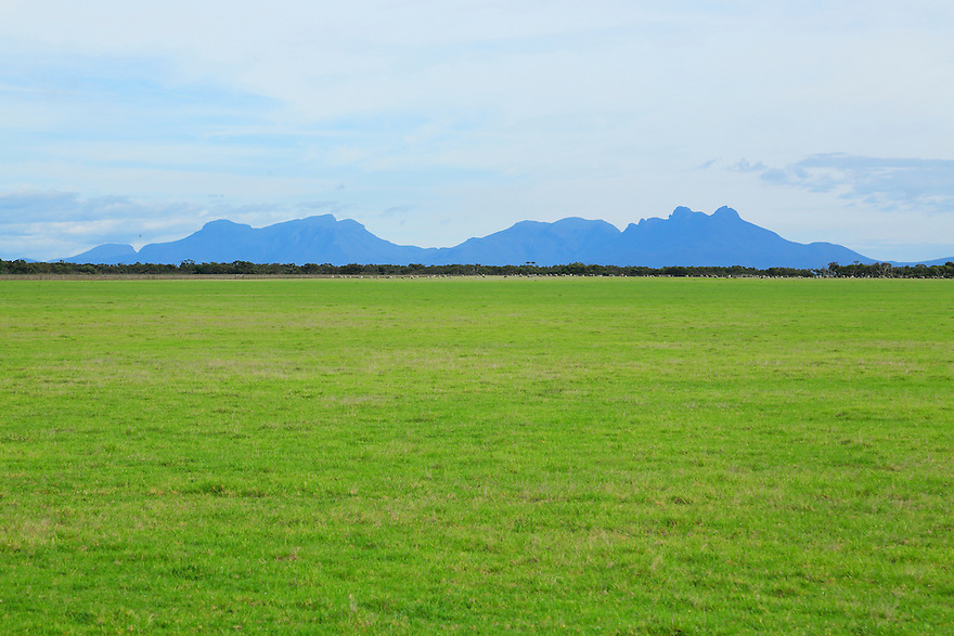 Stirling Ranges. Western Australia.