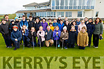 Students from Caherlaheen NS enjoying day out in Tralee Golf club on Thursday.