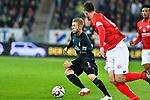 04.11.2018, Opel-Arena, Mainz, GER, 1 FBL, 1. FSV Mainz 05 vs SV Werder Bremen, <br /> <br /> DFL REGULATIONS PROHIBIT ANY USE OF PHOTOGRAPHS AS IMAGE SEQUENCES AND/OR QUASI-VIDEO.<br /> <br /> im Bild: Florian Kainz (SV Werder Bremen #7)<br /> <br /> Foto © nordphoto / Fabisch