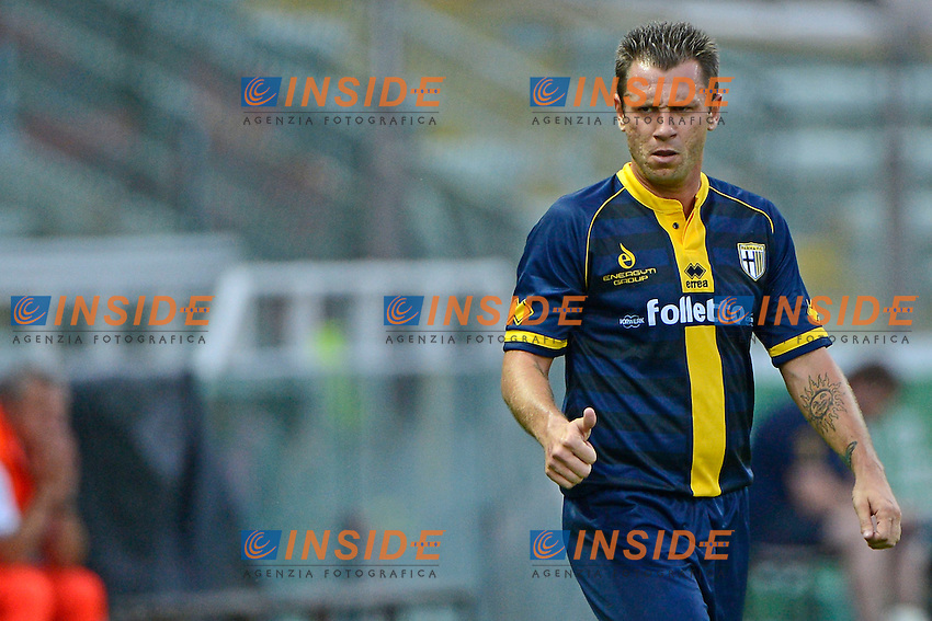 Antonio Cassano Parma<br /> Parma 28-07-2014 Stadio Tardini - Football Calcio Amichevole. Pre season training. Parma - Monaco Foto Giuseppe Celeste / Insidefoto