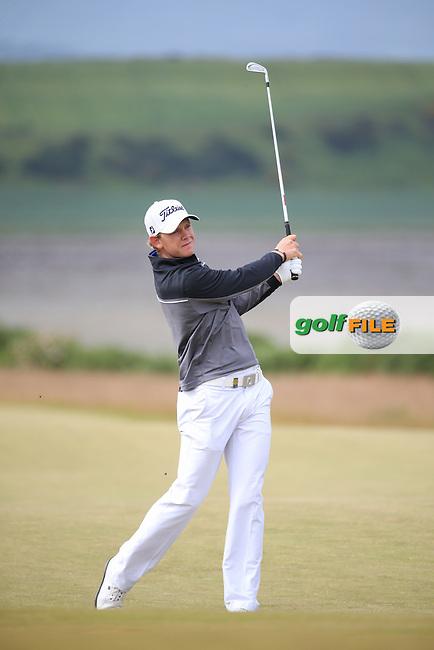 Joachim B. Hansen (DEN) during Round Three of the 2016 Aberdeen Asset Management Scottish Open, played at Castle Stuart Golf Club, Inverness, Scotland. 09/07/2016. Picture: David Lloyd | Golffile.<br /> <br /> All photos usage must carry mandatory copyright credit (&copy; Golffile | David Lloyd)