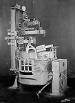 Pittsburgh PA:  View of Swindell Dressler Electric Furnace - 1931.  Swindell Dressler International Company was based in Pittsburgh, Pennsylvania. The company was founded by Phillip Dressler in 1915 as American Dressler Tunnel Kilns, Inc.  In 1930, American Dressler Tunnel Kilns, Inc. merged with William Swindell and Brothers to form Swindell-Dressler Corporation. The Swindell brothers designed, built, and repaired metallurgical furnaces for the steel and aluminum industries. The new company offered extensive heat-treating capabilities to heavy industry worldwide.