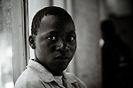 Georges is 17 and has left his family in Zimbabwe. He hopes to find a job to send money to his family.<br /> April 2009