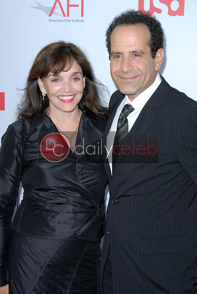 Brooke Adams and Tony Shalhoub<br />