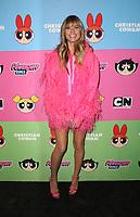 8 March 2019 - Los Angeles, California - Heidi Klum. Christian Cowan x The Powerpuff Girls held at City Market Social House. Photo Credit: Faye Sadou/AdMedia