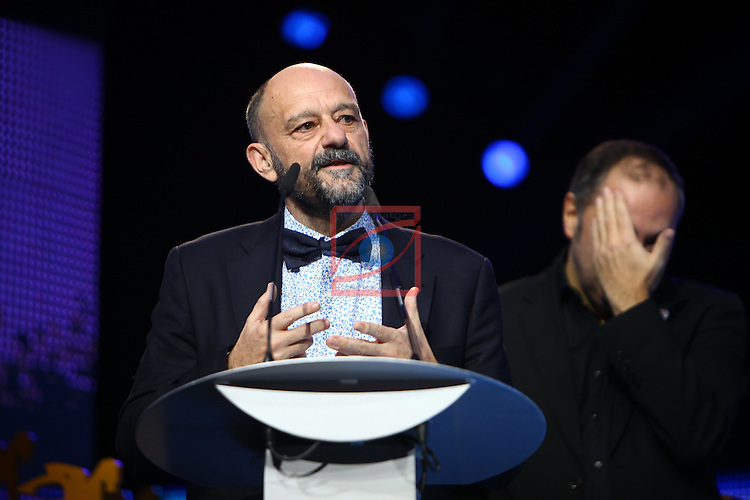 61 Premios Ondas.<br /> Gala ONDAS-Gran Teatre del Liceu.<br /> Javier Cansado.