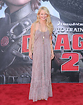 Charlotte Ross attends The Twentieth Century Fox's How To Train Your Dragon 2 Premiere at The Regency Village in Westwood, California on JUNE 08,2014                                                                               © 2014 Hollywood Press Agency