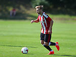 Harry Chapman of Sheffield Utd during the Professional Development League Two match at Shirebrook Training Complex, Sheffield. Picture date: September 13th, 2016. Pic Simon Bellis/Sportimage