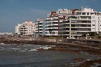Punta Del Este_Maldonado, Uruguai...Vista geral de Punta Del Este, Uruguai...View of Punta Del Este, Uruguai...Foto: LEO DRUMOND / NITRO