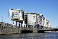 Nederland Amsterdam  2016. DoubleTree Hotel by Hilton. Foto Berlinda van Dam / Hollandse Hoogte