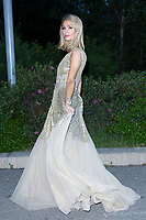 Paris Hilton at the 2018 Fashion For Relief gala during the 71st Cannes Film Festival, held at Aeroport Cannes Mandelieu in Cannes, France.<br /> CAP/NW<br /> &copy;Nick Watts/Capital Pictures