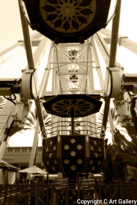 Ferris Wheel 3, Irvine CA