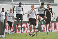 CAMPINAS, SP 11.01.2018-PONTE PRETA-Tiago Real. A equipe da Ponte Preta realizou treino na tarde desta quarta-feira (11) no estadio Moises Lucarelli, na cidade de Campinas (SP). (Foto: Denny Cesare/Codigo19)