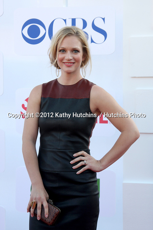 LOS ANGELES - JUL 29:  AJ Cook arrives at the CBS, CW, and Showtime 2012 Summer TCA party at Beverly Hilton Hotel Adjacent Parking Lot on July 29, 2012 in Beverly Hills, CA