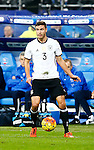 Frankrijk, Parijs, 13 november 2015<br /> Oefenwedstrijd<br /> Frankrijk-Duitsland (2-0)<br /> Jonas Hector van Duitsland