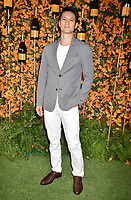 PACIFIC PALISADES, CA - OCTOBER 06: Harry Shum Jr. arrives at the 9th Annual Veuve Clicquot Polo Classic Los Angeles at Will Rogers State Historic Park on October 6, 2018 in Pacific Palisades, California.<br /> CAP/ROT/TM<br /> &copy;TM/ROT/Capital Pictures