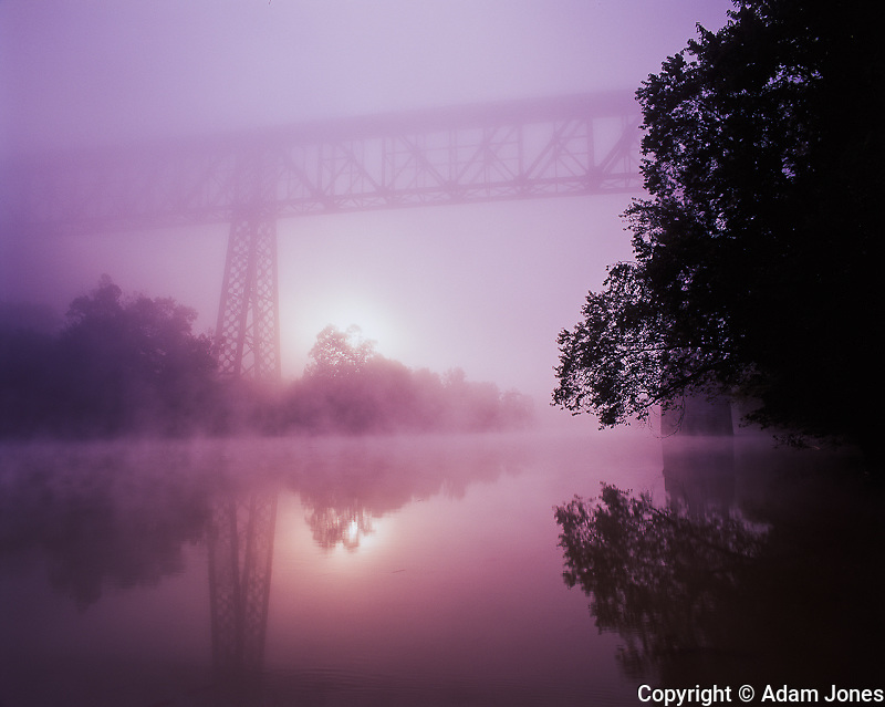 Historic High Bridge, High Bridge, Kentucky