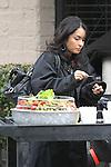 2-11-09 wed.. AnnaLynne McCord Anna Lynne McCord  Jana Kramer.Jessica Lowndes Shenae Grimes Tristan Wilds Jessica stroup.Jennifer Say Gan filming the tv show 90210 in Los Angeles at the Peach Pit. ...www.AbilityFilms.com.805-427-3519.AbilityFilms@yahoo.com