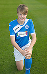 St Johnstone Academy Under 15&rsquo;s&hellip;2016-17<br />Thomas Gray<br />Picture by Graeme Hart.<br />Copyright Perthshire Picture Agency<br />Tel: 01738 623350  Mobile: 07990 594431