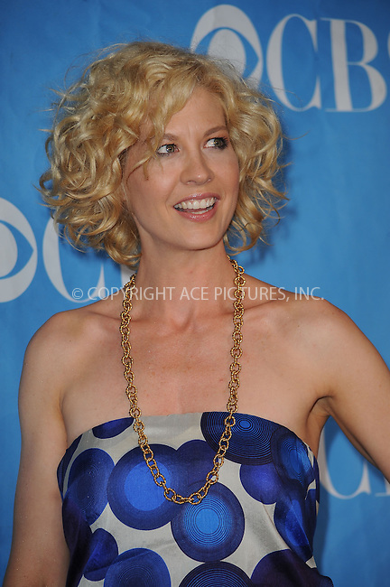WWW.ACEPIXS.COM . . . . . ....May 20 2009, New York City....Actress Jenna Elfman at the 2009 CBS Upfront at Terminal 5 in Manhattan on May 20, 2009 in New York City.....Please byline: KRISTIN CALLAHAN - ACEPIXS.COM.. . . . . . ..Ace Pictures, Inc:  ..tel: (212) 243 8787 or (646) 769 0430..e-mail: info@acepixs.com..web: http://www.acepixs.com