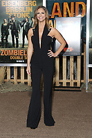 """LOS ANGELES - OCT 11:  Andrea Savage at the """"Zombieland Double Tap"""" Premiere at the TCL Chinese Theater on October 11, 2019 in Los Angeles, CA"""