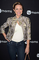 LOS ANGELES, CA - AUGUST 4: Christine Lakin at the 4Moms launch of the world's first self-installing car seat at Petersen Automotive Museum in Los Angeles, California on August 4, 2016. Credit: David Edwards/MediaPunch