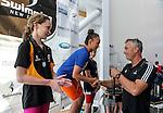 Action during the New Zealand Junior Swimming Championships, Owen G Glenn National Aquatic Centre, Auckland New Zealand. Sunday 21 February 2016 Photo: Simon Watts/www.bwmedia.co.nz