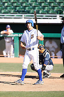 Zack Jones, San Jose State, playing against Nevada on day three of the Western Athletic Conference tournament at Hohokam Park, Mesa, AZ - 05/28/2010. .Photo by:  Bill Mitchell/Four Seam Images.