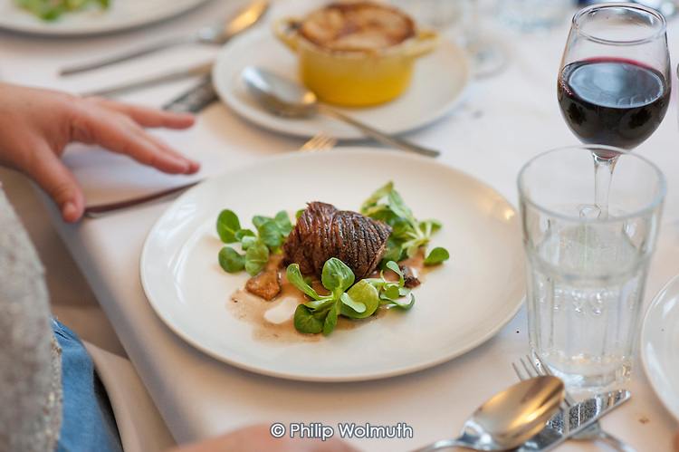 Gout pop-up Sunday lunch at Maida Hill Place.