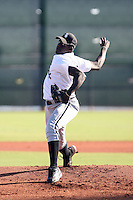 Nevin Griffith - Chicago White Sox, 2009 Instructional League.Photo by:  Bill Mitchell/Four Seam Images..