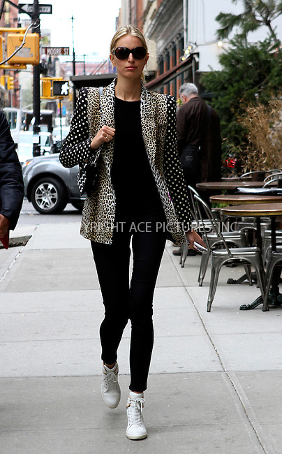 WWW.ACEPIXS.COM....April 18 2013, New York City....Karolina Kurkova in Tribeca on April 18 2013 in New York City......By Line: Nancy Rivera/ACE Pictures......ACE Pictures, Inc...tel: 646 769 0430..Email: info@acepixs.com..www.acepixs.com