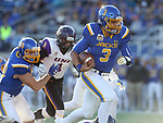 BROOKINGS, SD - DECEMBER 2: Taryn Christion # 3 from South Dakota State breaks loose for a touchdown against Northern Iowa during their FCS Division 1 playoff game Saturday afternoon at Dana J. Dykhouse Stadium in Brookings, SD. (Photo by Dave Eggen/Inertia)