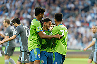 Minnesota United FC vs Seattle Sounders FC, May 4, 2019