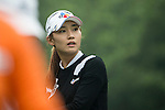 Min Sun Kim of South Korea at the 5th hole during Round 4 of the World Ladies Championship 2016 on 13 March 2016 at Mission Hills Olazabal Golf Course in Dongguan, China. Photo by Victor Fraile / Power Sport Images