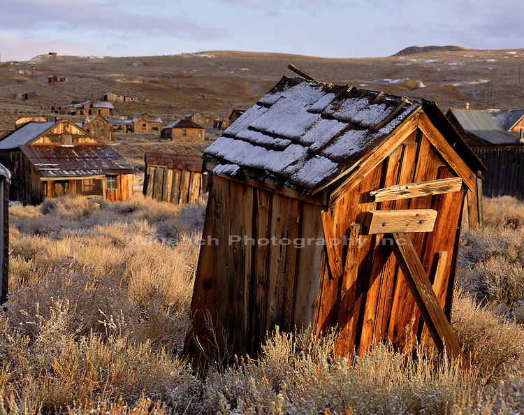 """Ghost Town, Bodie   CALIFORNIA"""